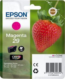 Cartouche d'encre Epson T2983 Magenta Série Fraise