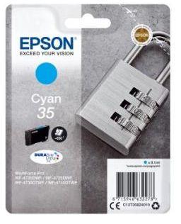 Cartouche d'encre Epson T3582 Cyan Série Cadenas