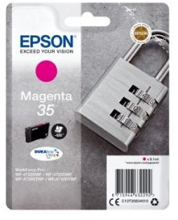 Cartouche d'encre Epson T3583 Magenta Série Cadenas