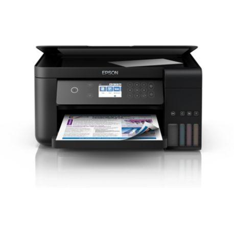 Imprimante jet d'encre multifonction EPSON EcoTank ET-3700