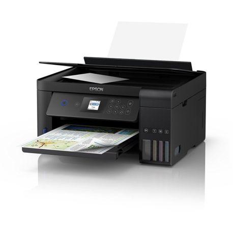 Imprimante jet d'encre multifonction EPSON EcoTank ET-2750