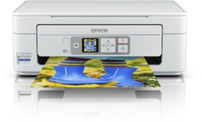 Imprimante jet d'encre Epson XP 355 + Cartouche d'encre Epson T2981 Noire Série Fraise