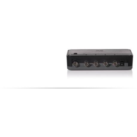 Amplificateur hifi ONE FOR ALL 1entrée/4sorties (4TV) de ligne hertzien