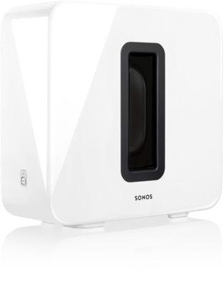 Caisson de basse Sonos SUB Gloss White
