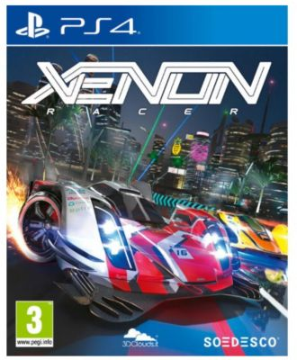 Jeu Ps4 just for games xenon racer