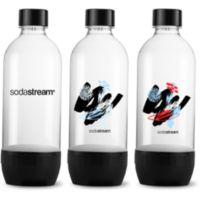 Bouteille SODASTREAM Pack 3 bouteilles bulles de couleurs
