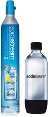 Pack bouteille et cylindre Sodastream PACK Cylindre C02 60L + 1 bouteille