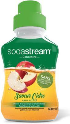 Concentré Sodastream CIDRE 500ml