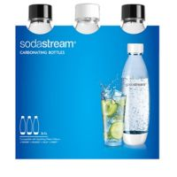 Bouteille SODASTREAM Pack 3 bout. PET Fuse 1L