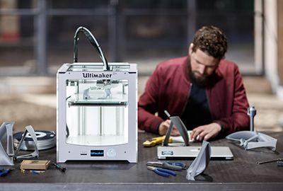 Imprimante ULTIMAKER Ultimaker 2+