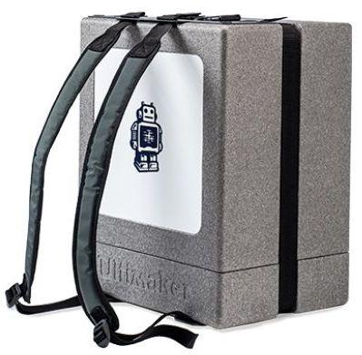Accessoire imprimante 3D Ultimaker Sac a dos Ultimaker 2Go