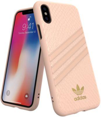 Coque Adidas originals iphone x/xs rose - snake fw18