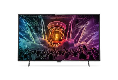 TV PHILIPS 55PUH6101 4K 800 PPI SMART TV