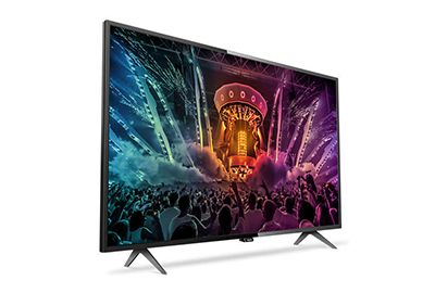 philips 55puh6101 4k 800 ppi smart tv t l viseur boulanger. Black Bedroom Furniture Sets. Home Design Ideas