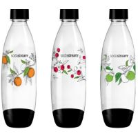 Bouteille SODASTREAM Pack 3 bouteilles collection 1L