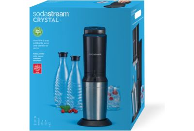 Machine Soda SODASTREAM CRYSTAL PACK VERRE