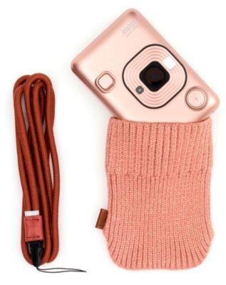 Appareil photo Instantané Fujifilm Mini Liplay Blush Gold +...