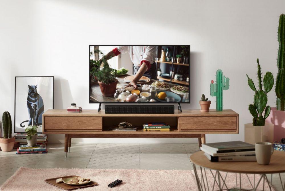 Barre de son Samsung avec TV