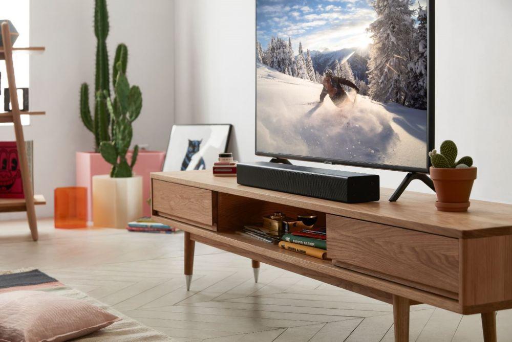 Design de la barre de son Samsung