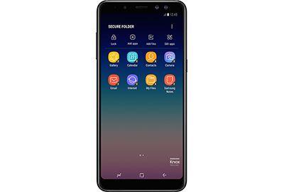 Smartphone SAMSUNG Galaxy A8 gold