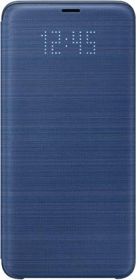 Etui Samsung LED View Cover S9+ Bleu