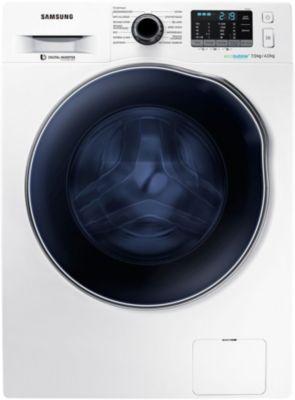 Lave linge séchant hublot Samsung EcoBubble WD70J5A10AW