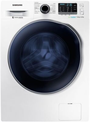 lave linge sechant hublot samsung ecobubble wd70j5a10aw - Samsung Ww8ek6415sw Add Wash