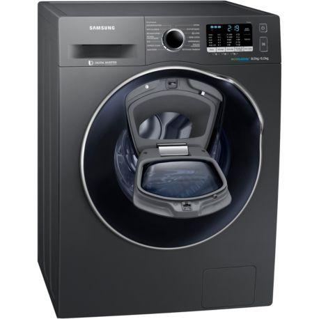 Lave Linge Séchant Hublot Samsung Wd80k5b10ox