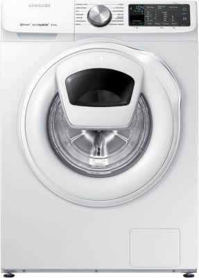 Lave Linge connecté samsung quickdrive ww80m645oqm/ef