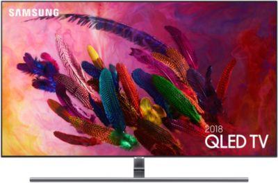 TV QLED Samsung QE55Q7F 2018 + Barre de son Samsung HW-N400