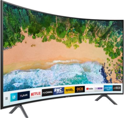 TV LED Samsung UE65NU7305 INCURVE
