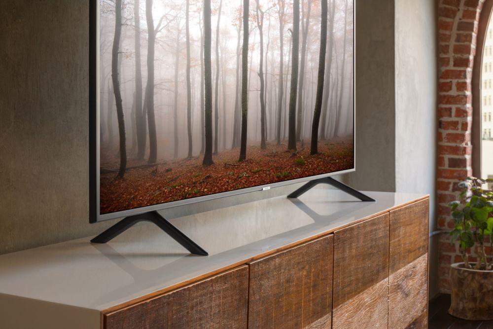 Téléviseur 4K UHD Samsung, Smart TV