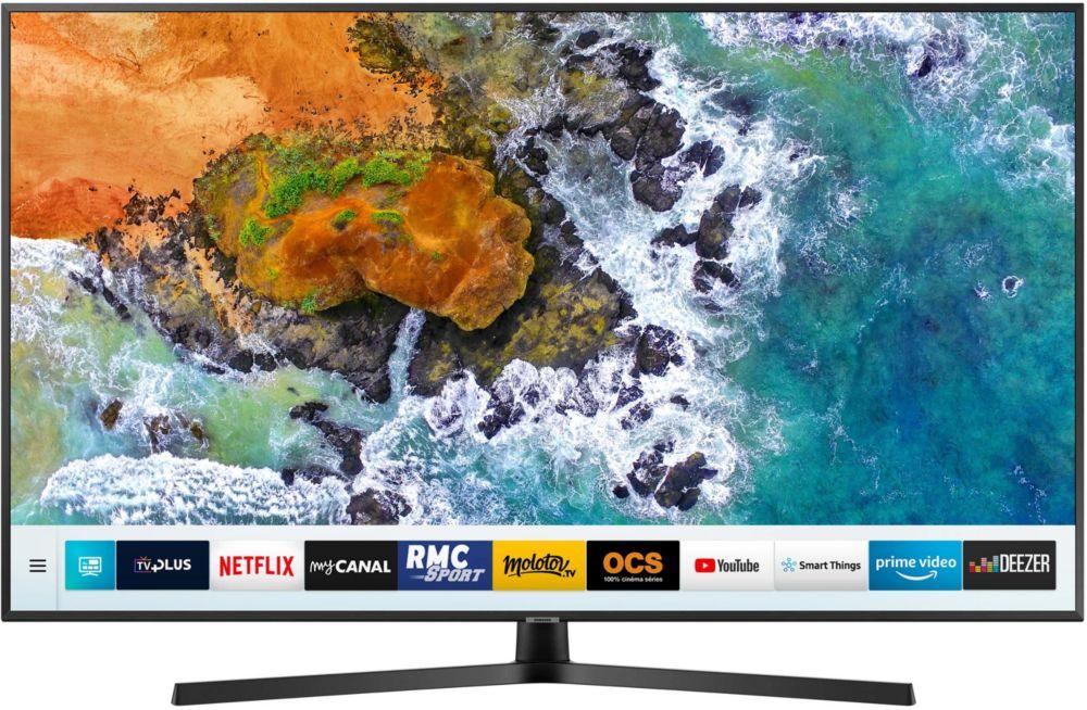 Téléviseur UHD Samsung, Smart TV