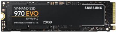 Disque SSD interne Samsung SSD 250 GO 970 EVO MZ-V7E250BW