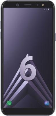 Smartphone Samsung Galaxy A6 Silver Blue