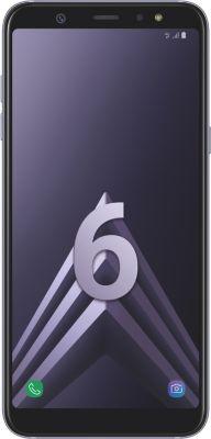 Smartphone Samsung Galaxy A6+ Silver Blue