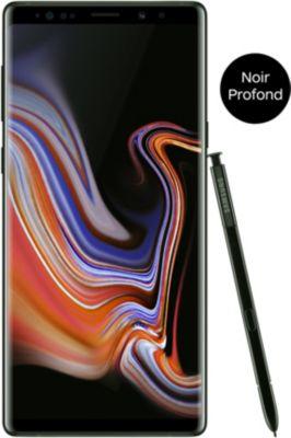 Smartphone Samsung Galaxy Note 9 Noir 512Go