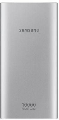 Batterie Externe samsung 10 000mah double port usb c silver