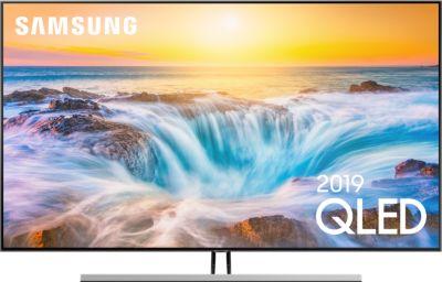 TV QLED Samsung QE55Q85R + Barre de son Samsung HW-MS550