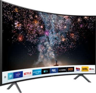 TV LED Samsung UE55RU7305 incurvé