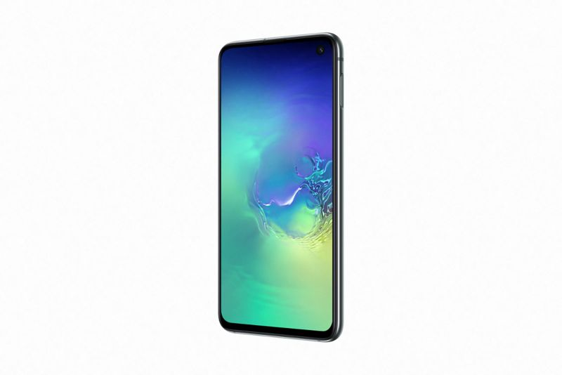 Samsung Galaxy S10E vert
