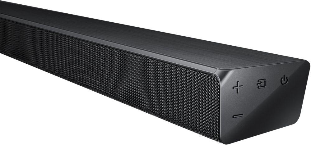 Design de la barre de son Samsung HW-R650