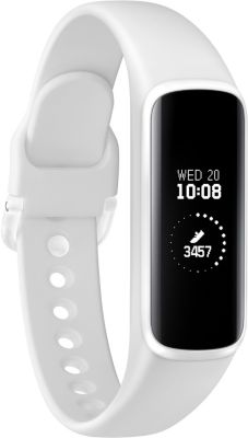 Montre connectée Samsung Galaxy Fit e Blanc