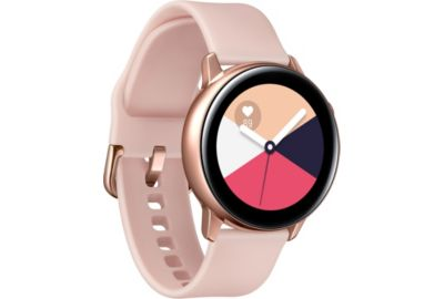 Montre SAMSUNG Galaxy Watch Active Rose 40mm