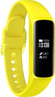 Montre connectée Samsung Galaxy Fit e Jaune