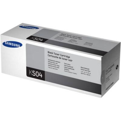 Toner Samsung CLT504SN Noir