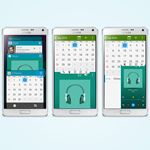 Galaxy Note 4 Multitache