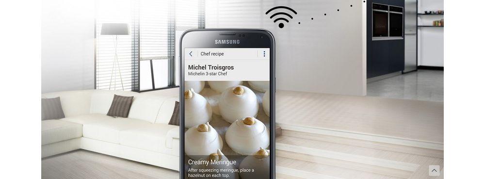 Four connecté Samsung