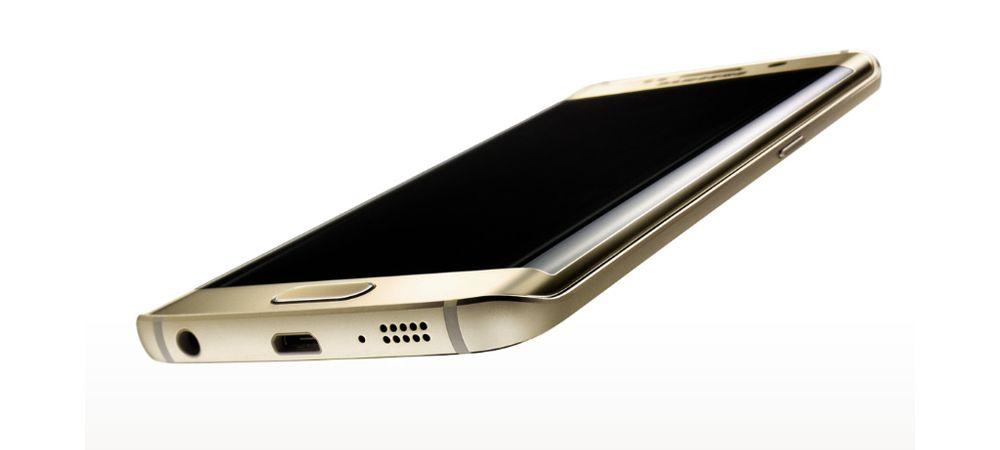 Samsung galaxy edge S6 plus
