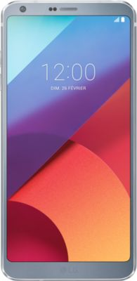 Smartphone LG G6 Gris